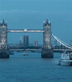 Londra'ya Kısa Bir Yolculuk