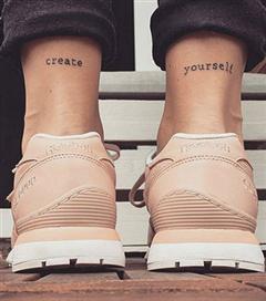 Minik Tattoo`larla Hevesinizi Alın