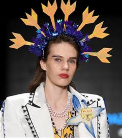 Moda Haftası'nda New Gen by Ima Defilesi