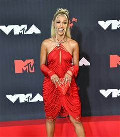 MTV Müzik Ödülleri'nde Bottega Veneta Şıklığı