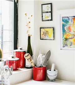 Mutfağınıza kışın sıcaklık katacak dekorasyon önerileri