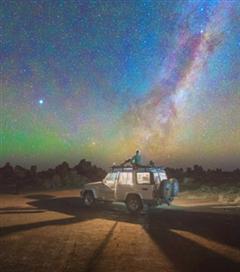 Namibya'nın Yıldızlı Geceleri