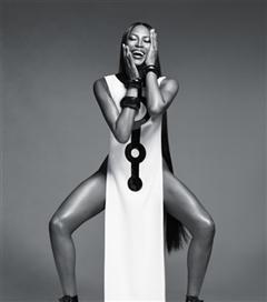 Naomi Campbell NARS'ın Yeni Yüzü Oldu!