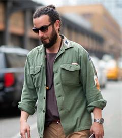 New York Moda Haftası: Erkekler