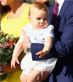 Prens George`a evlilik teklifi