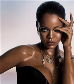 Rihanna X Chopard Koleksiyonu