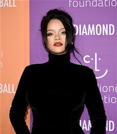 Rihanna'nın Ev Sahipliğinde 2019 Diamond Ball Davetlileri Göz Kamaştırdı