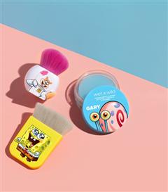 SpongeBob SquarePants Temalı Cilt Bakım ve Makyaj Ürünleri