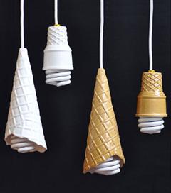 Yaratıcı lamba tasarımları