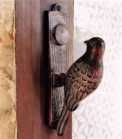 Yaratıcı Tasarımlarıyla 9 Farklı Kapı Tokmağı