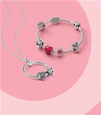 7-8 Mart'ta Mücevherlerinizin Yarısı Pandora'dan Hediye!