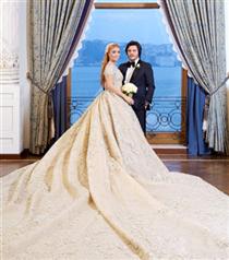 Ali Ağaoğlu'nun Kızı Sena Ağaoğlu'nun Düğünü