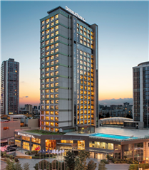 DoubleTree by Hilton İstanbul Ataşehir Otel & Konferans Merkezi ile Yenilenin