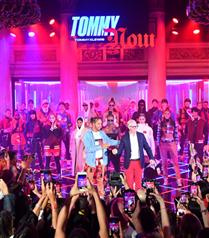 Sonbahar 2019 Tommy X Lewis Ortak Koleksiyonu Milano'da Sunuldu