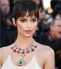 2017 Cannes Film Festivali Mücevherler