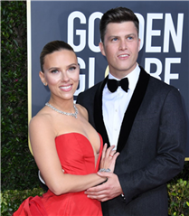 2020 Altın Küre Ödülleri'nin Kalp Çalan Uyumlarıyla Kırmızı Halı Çiftleri