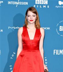 21. British Independent Film Ödülleri Kırmızı Halı