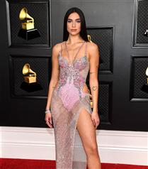 63. Grammy Ödül Töreni Kırmızı Halısından Öne Çıkan İsimler