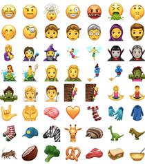 69 Yeni Emoji Geliyor
