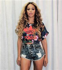 Adidas ve Beyoncé'den Çarpıcı Ortaklık