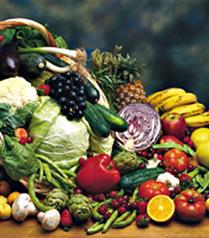 Akdeniz diyeti listesi