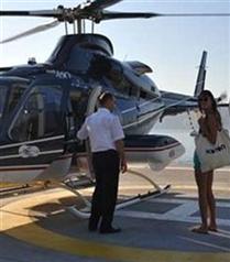 Alessandra Ambrosio Türkiye turu yaptı