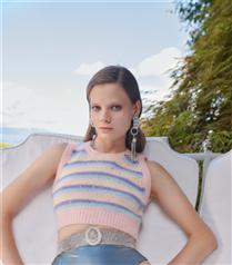 Alessandra Rich İlkbahar/ Yaz 2022 Koleksiyonu: