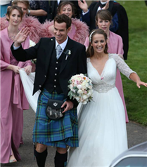 Andy Murray ile Kim Sears evlendi