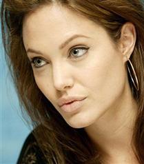 Angelina Jolie sırlarının kitabı