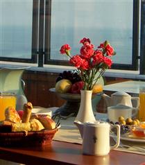 Antik Cisterna babanızla kahvaltı keyfi