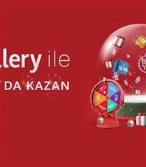 AppGallery ile Yeni Yılda da Kazanın