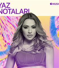 Apple Music Yaz Notaları Sayfasında Türkiye'nin Starlarının Özel Listeleri