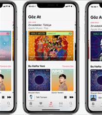 Apple Music'ten Yerli Sanatçılara Destek: