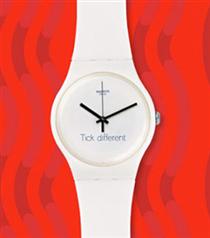 Apple'dan Swatch'a Dava