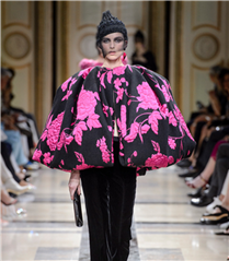 Armani Privé Sonbahar 2017-18 Couture Defilesi