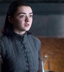 Arya Stark Game of Thrones'a Veda Etti