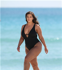 Ashley Graham Photoshop'a Hayır Dedi