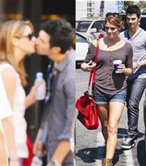 Ashley Greene Joe Jonas birlikte