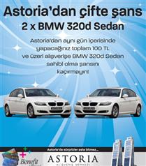 Astoria BMW 320d kampanyası