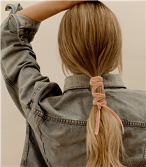 At Kuyruğu Saçlarınızda Harikalar Yaratın!