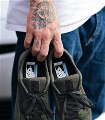 AVE'nin İkonik Kaykay Stili, Yeni Vans Koleksiyonunda Baştan Yorumlandı!