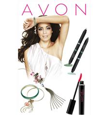 Avon ve Azra baharda yeşil diyor