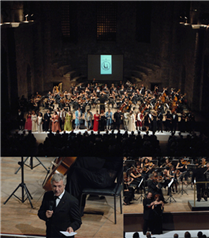 Aya İrini'de muhteşem konser