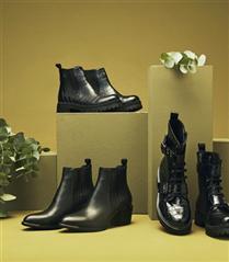 Ayakkabı Dünyası Online'a Özel Bot Koleksiyonuyla Kış Stilini Belirliyor