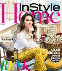 Ayşe Kucuroğlu`nun evi InStyle Home`da