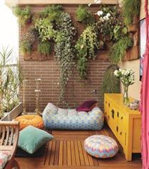 Balkonunuzu Güzelleştirin