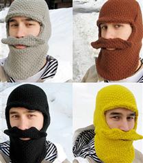 Beardhead bıyıklı şapkalar