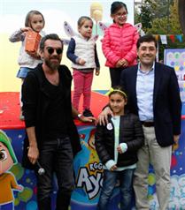 Bebek Çocuk Festivali gerçekleşti