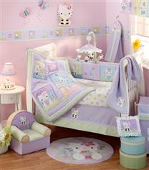 Bebeklere özel bir marka Lambs & Ivy