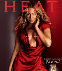 Beyonce Heat parfüm reklamı yasaklandı